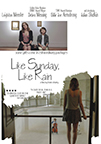 Like Rain Like Sunday dvd cover image