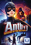 Antboy: Revenge of the Red Fury dvd cover image
