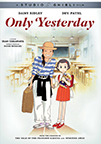 Only Yesterday dvd cover image