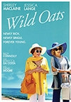 Wild Oats dvd cover image