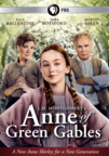 L.M. Montgomery's Anne of Green Gables dvd cover image