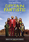 Captain Fantastic  dvd cover image