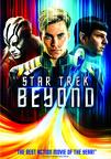Star Trek: Beyond dvd cover image