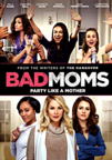 Bad Moms dvd cover image