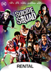 Suicide Squad dvd cover image