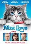 Nine Lives dvd cover image