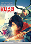 Kubo and the Two Strings dvd cover image