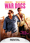 War Dogs dvd cover image