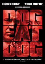 Dog Eat Dog dvd cover image