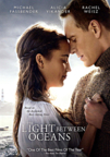 The Light Between Oceans dvd cover image