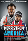 Morris From America dvd cover image