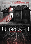 The Unspoken dvd cover image