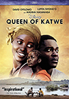 Queen Of Katwe dvd cover image
