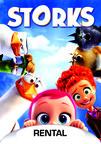 Storks dvd cover image
