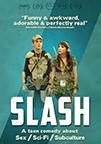 Slash dvd cover image