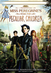Miss Peregrine's Home For Peculiar Children dvd cover image