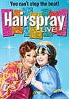 Hairspray Live! dvd cover image