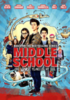 Middle School: The Worst Years Of My Life dvd cover image