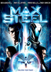 Max Steel dvd cover image