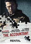 The Accountant dvd cover image