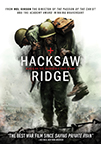 Hacksaw Ridge dvd cover image