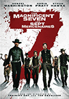 The Magnificent Seven (2016) dvd cover image