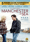 Manchester by the Sea dvd cover image