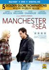 MANCHESTER BY THE SEA (Blu-ray Combo Pack)