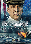 Uss Indianapolis: Men Of Courage dvd cover image