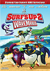 Surf's Up 2: Wave Mania dvd cover image