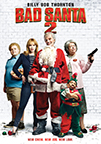Bad Santa 2 dvd cover image