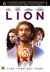 Lion dvd cover image