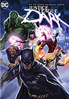 Justice League Dark dvd cover image