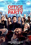 Office Christmas Party dvd cover image