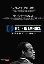 OJ - Made In America (ESPN) dvd cover image