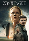 Arrival dvd cover image