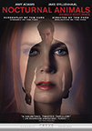 Nocturnal Animals dvd cover image