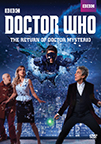 Doctor Who: The Return of Doctor Mysterio dvd cover image