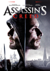 Assassin's Creed dvd cover image
