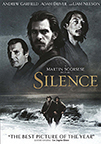 Silence dvd cover image