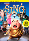 Sing dvd cover image