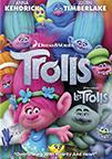 Trolls dvd cover image