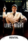 Live by Night dvd cover image