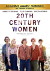 20th Century Women dvd cover image