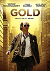 Gold dvd cover image