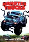 Monster Trucks dvd cover image