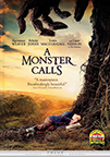 A Monster Calls  dvd cover image
