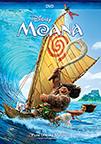 Moana dvd cover image