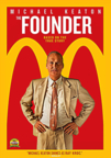 The Founder dvd cover image