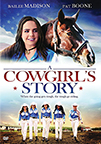 A Cowgirl's Story dvd cover image